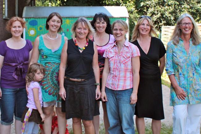 Kinderschutzbund Hennef + Vorstand Juli 2013